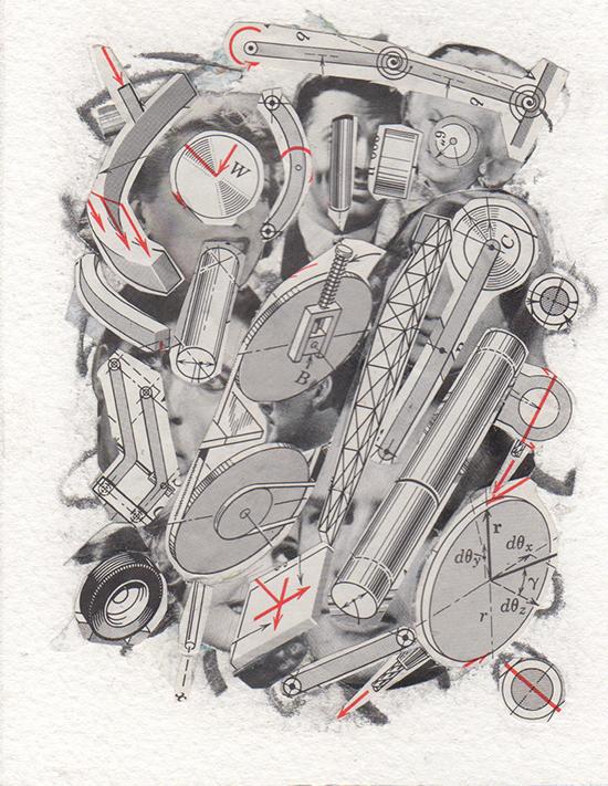 Machine #1 Collage