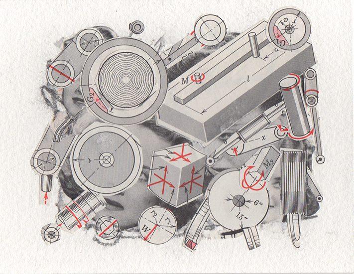 Machine #2 Collage